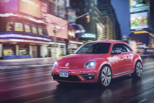 Volkswagen Pinkbeetle limited edition