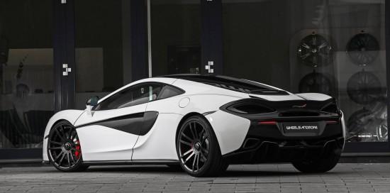 Wheelasandmore McLaren 570 GT HORNESSE