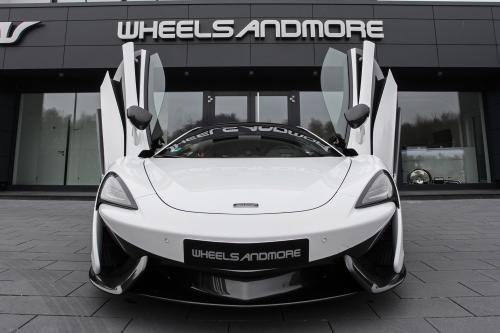 Wheelsandmore представляет Макларен HORNESSE 570GT