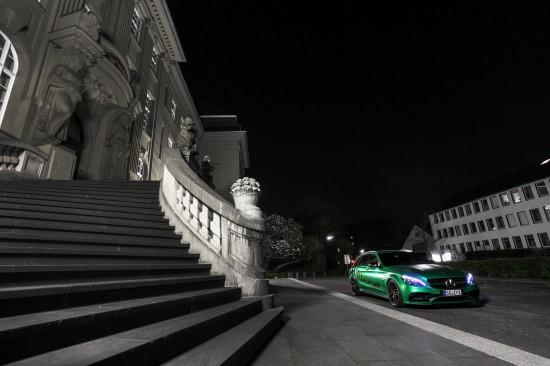 Wimmer Mercedes-AMG C 63