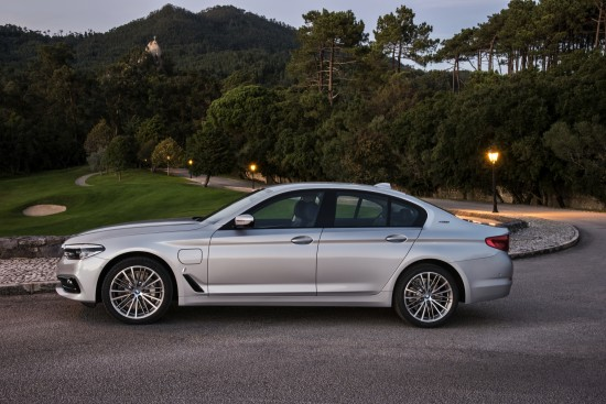BMW 530e iPerformance 5 Series