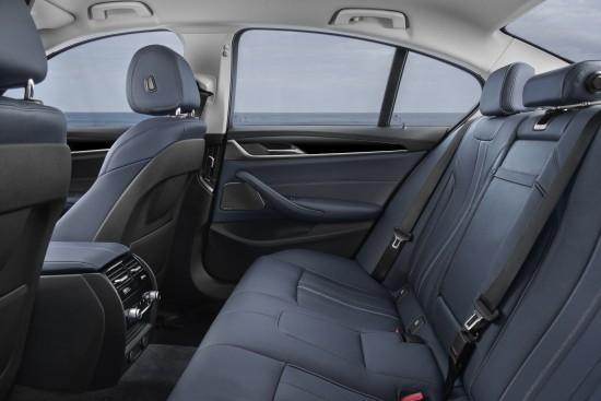 BMW 530e iPerformance 5 Series