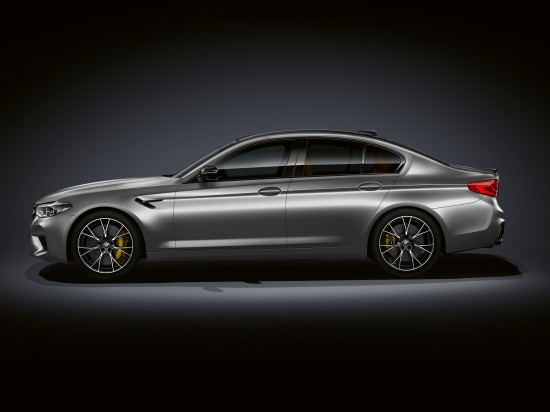 BMW M5 Competition Sedan