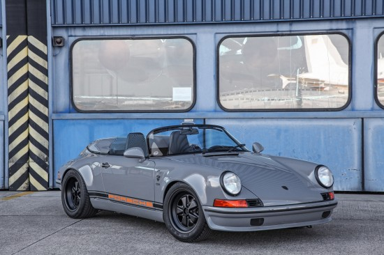 DM Motorsport Porsche 911 Speedster