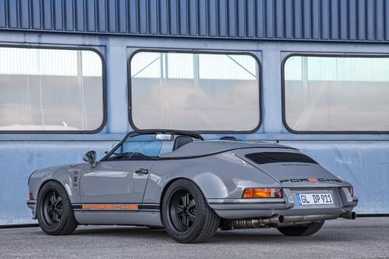 DM Motorsport Porsche 911 Speedster