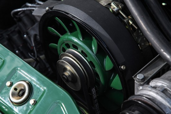 dp motorsport Porsche 964 Carrera Irish Green