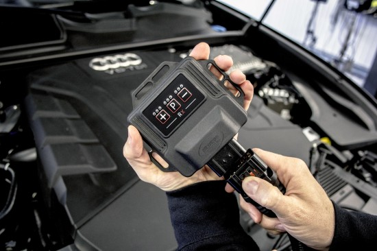 2018 DTE Systems Audi Q8