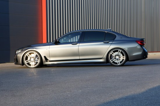 G-POWER BMW M760Li G11