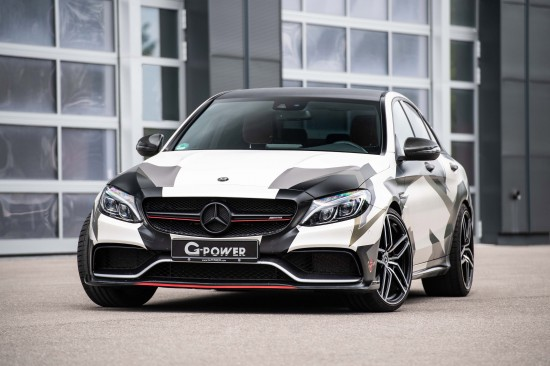 G-POWER Mercedes-AMG C 63