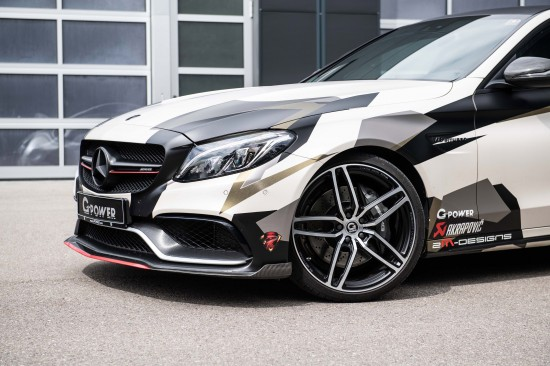 G-POWER Mercedes-AMG C 63