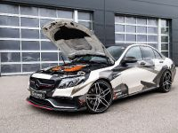 2018 G-POWER Mercedes-AMG C 63 , 8 of 10