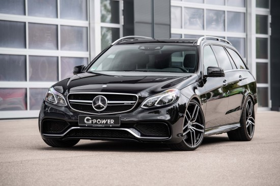 G-POWER Mercedes-AMG E 63