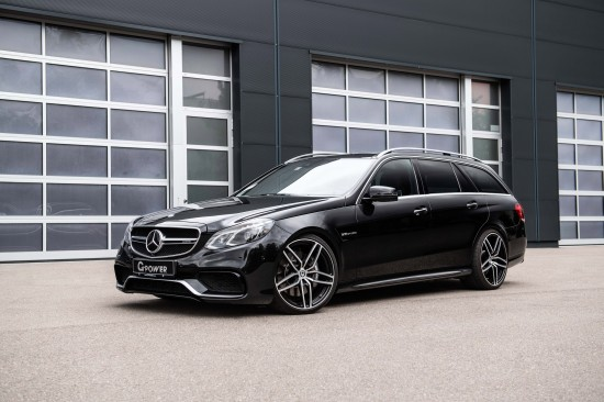 G-POWER Mercedes-AMG E 63