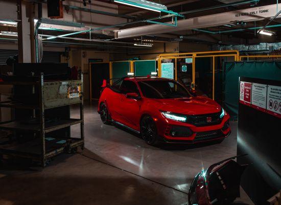 Honda Type R Pickup Concept