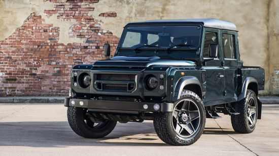 Kahn Design Aintree Green Defender