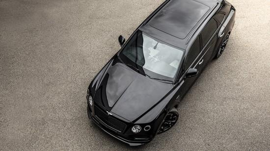 Kahn Design Bentley Bentayga Diablo