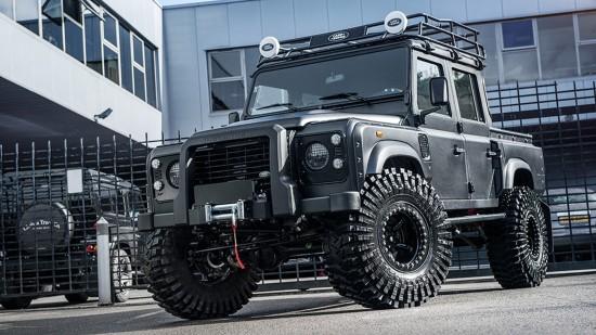 Kahn Design Land Rover Defender Big Foot