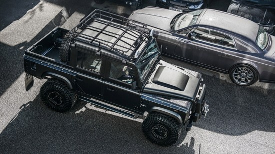 Kahn Design Land Rover Defender Big Foot