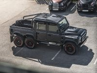 thumbnail image of 2018 Kahn Design Land Rover Defender Flying Huntsman 6x6 Double Cab Pick Up