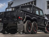 2018 Kahn Design Land Rover Defender Flying Huntsman 6x6 Double Cab Pick Up, 4 of 5