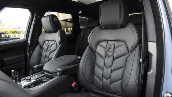 Kahn Design Land Rover Range Rover Autobiography Pace Car