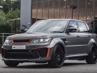 2018 Kahn Design Land Rover Range Rover SVR Pace Car, 3 of 6