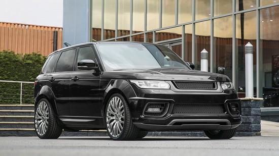 Kahn Design Range Rover 4.4 Autobiography Pace Car