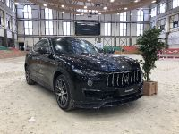 2018 LARTE Design Maserati Levante Black Shtorm , 1 of 15