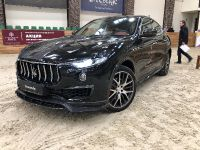 2018 LARTE Design Maserati Levante Black Shtorm , 2 of 15