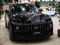 2018 LARTE Design Maserati Levante Black Shtorm , 4 of 15