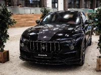 2018 LARTE Design Maserati Levante Black Shtorm , 5 of 15