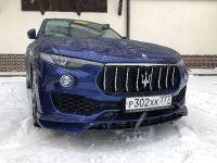 2018 LARTE Design Maserati Levante Blue Shtorm , 1 of 10