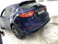 2018 LARTE Design Maserati Levante Blue Shtorm , 2 of 10