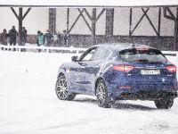 2018 LARTE Design Maserati Levante Blue Shtorm , 10 of 10