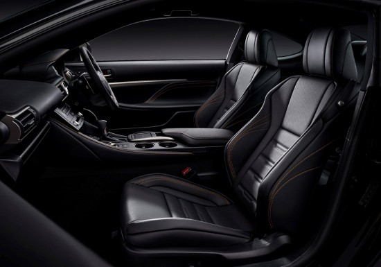 Lexus 30h F Sport Black Edition