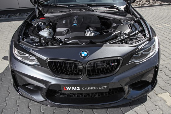 Lightweight BMW M2 LW