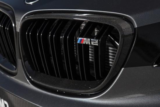 Lightweight BMW M2 LW