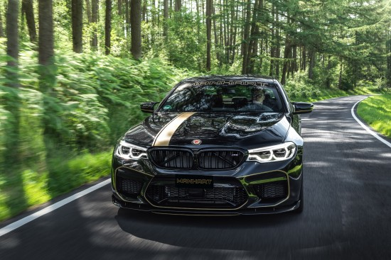 MANHART Performance BMW MH5 700