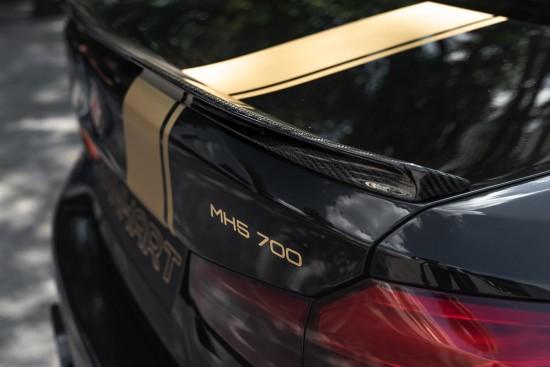 MANHART Performance BMW MH5 700