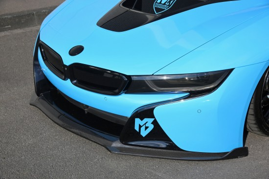 Maxklusiv mbDESIGN BMW i8