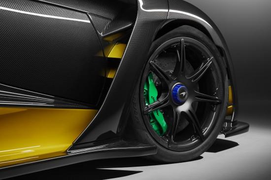 McLaren Senna Carbon Edition