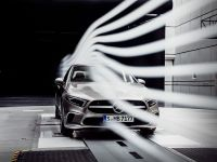 2018 Mercedes-Benz A-Class aerodynamic tests , 1 of 3