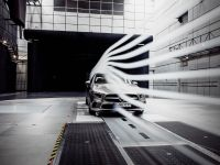 thumbnail image of 2018 Mercedes-Benz A-Class aerodynamic tests