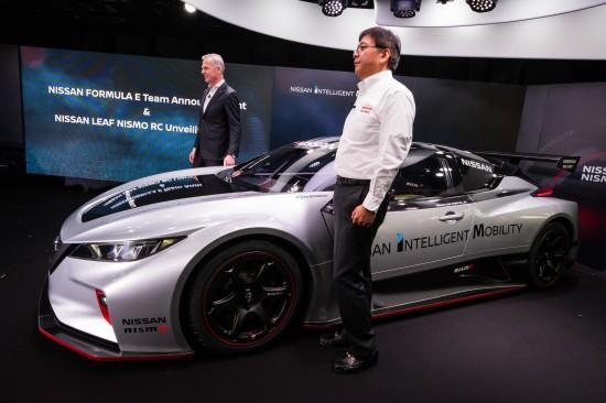 Nissan LEAF NISMO RS