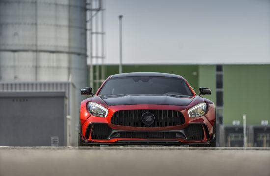 Prior Design Mercedes-AMG GT S
