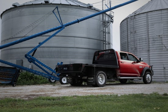 Ram Harvest Edition Chassis Cab