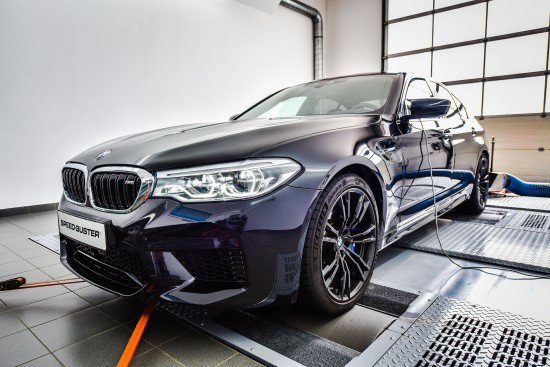 Speed-Buster BMW M5 F90