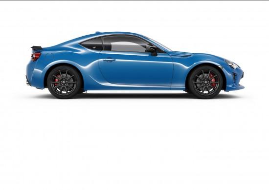 Toyota GT86 Blue Edition