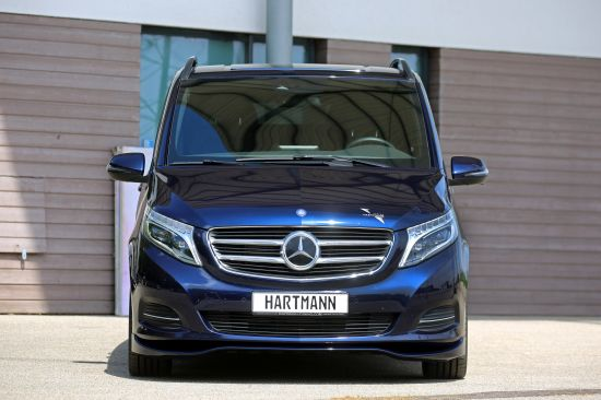 VANSPORT.DE Mercedes-Benz V-250