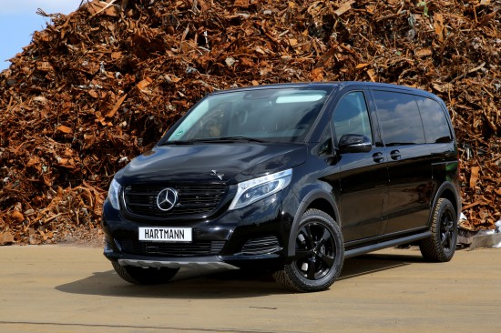 VANSPORT.DE Mercedes-Benz V-Class